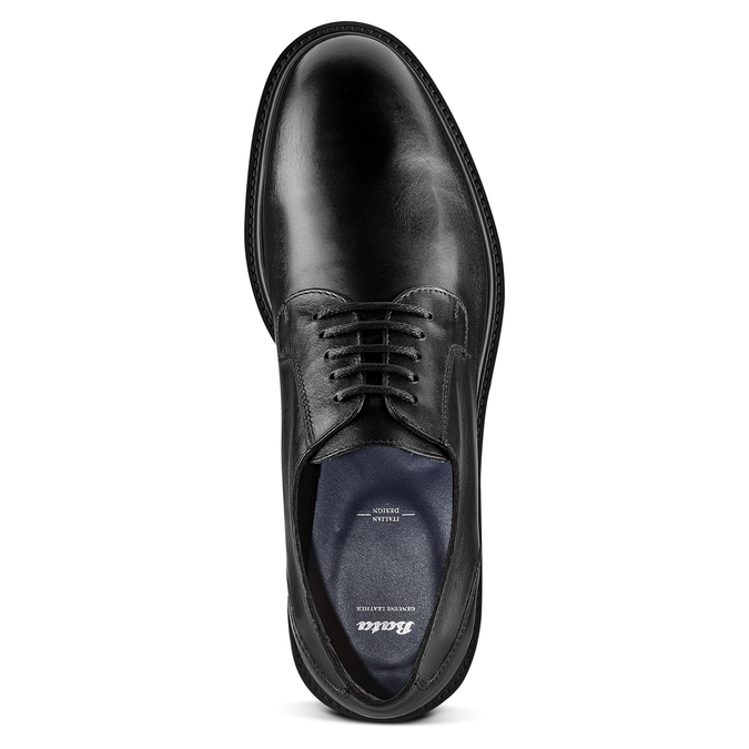 Men's shoes bata, Noir, 824-6155 - 17