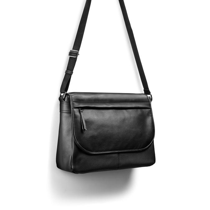 Bag bata, Noir, 961-6309 - 17