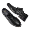 Men's shoes bata, Noir, 824-6209 - 26