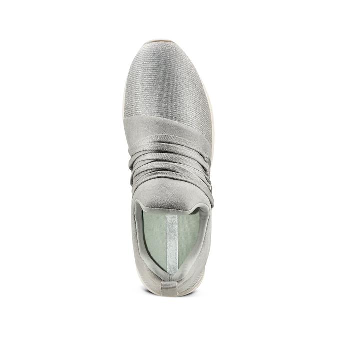 Women's shoes bata, Blanc, 549-1408 - 17