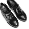 Women's shoes bata, Noir, 714-6104 - 26
