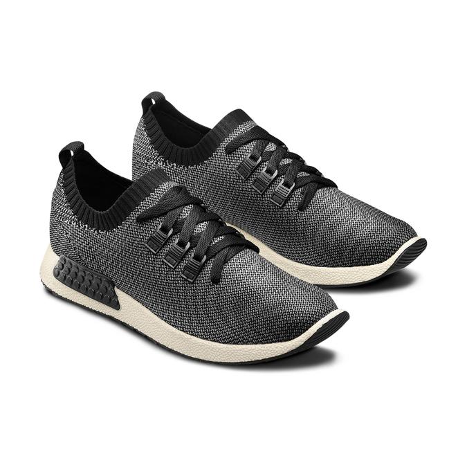 Men's shoes bata, Noir, 839-6147 - 16