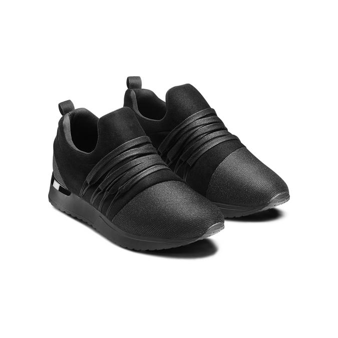 Women's shoes bata, Noir, 549-6408 - 16