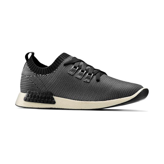 Men's shoes bata, Noir, 839-6147 - 13