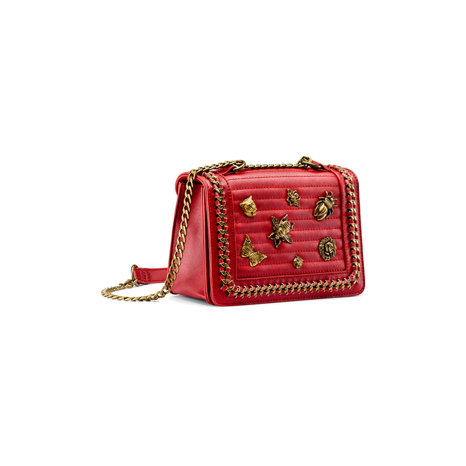 Bag bata, Rouge, 961-5324 - 13