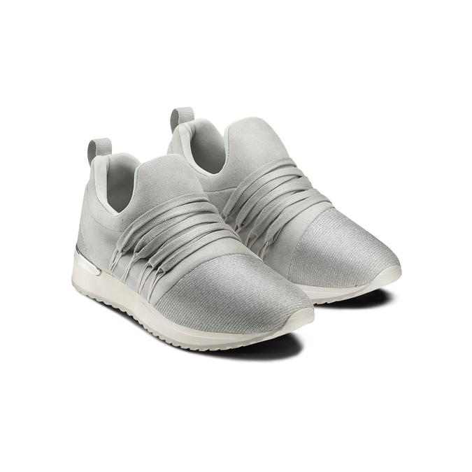 Women's shoes bata, Blanc, 549-1408 - 16