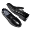 Men's shoes bata, Noir, 824-6155 - 26