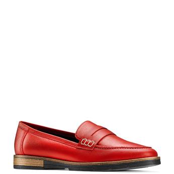Women's shoes bata-touch-me, Rouge, 514-5198 - 13