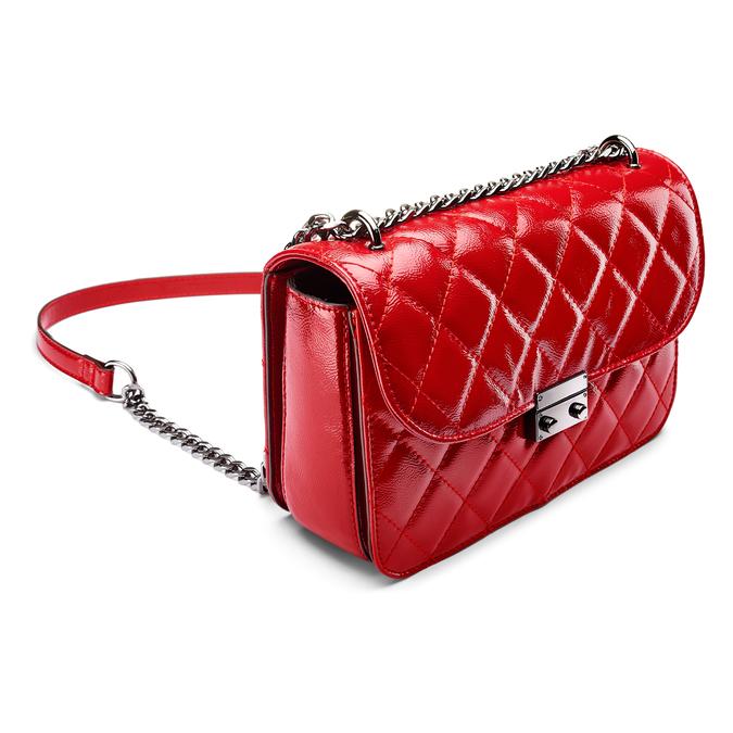 Bag bata, Rouge, 961-5326 - 17