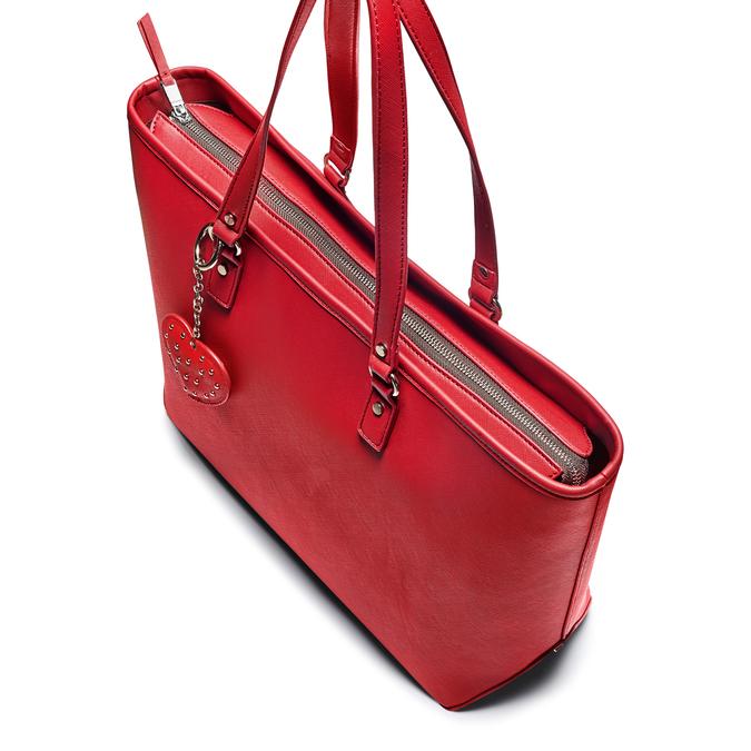 Bag bata, Rouge, 961-5283 - 17