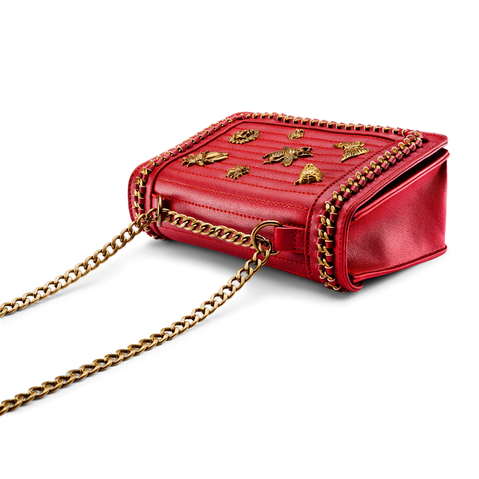 Bag bata, Rouge, 961-5324 - 17