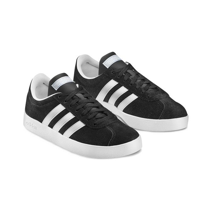 Women's shoes adidas, Noir, 503-6379 - 16