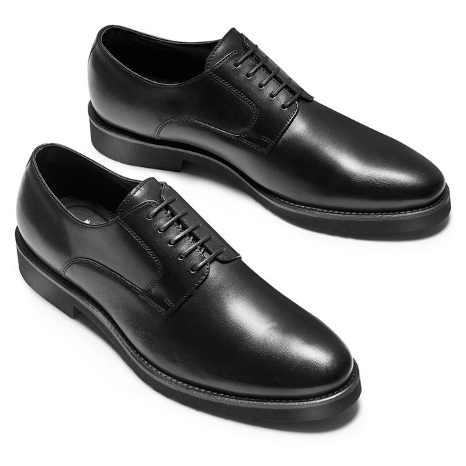 Men's shoes bata, Noir, 824-6515 - 26