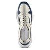 Men's shoes bata, Bleu, 824-9362 - 17