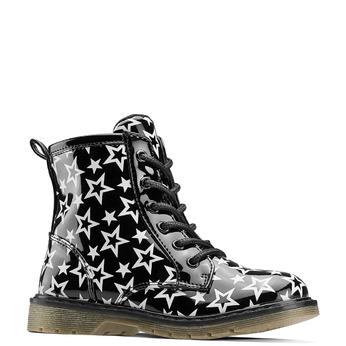 Childrens shoes mini-b, Noir, 291-6167 - 13