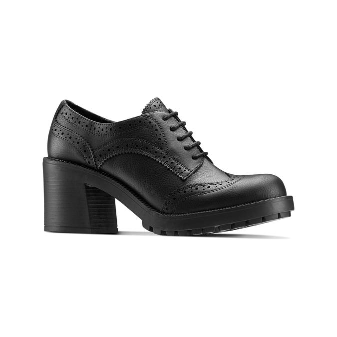 Women's shoes bata, Noir, 721-6193 - 13