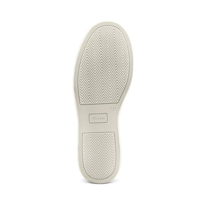 Women's shoes bata, Blanc, 541-1131 - 19