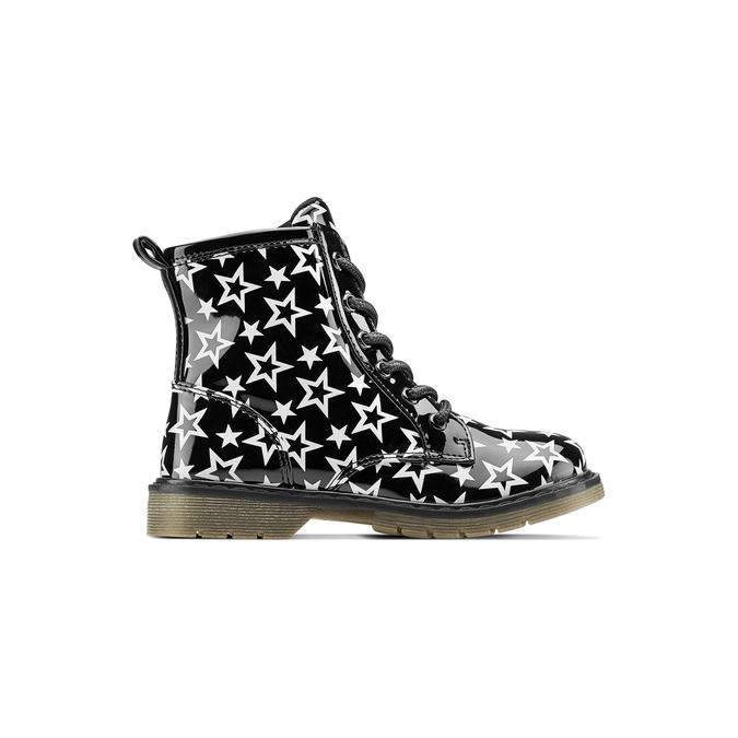 Childrens shoes mini-b, Noir, 291-6167 - 26