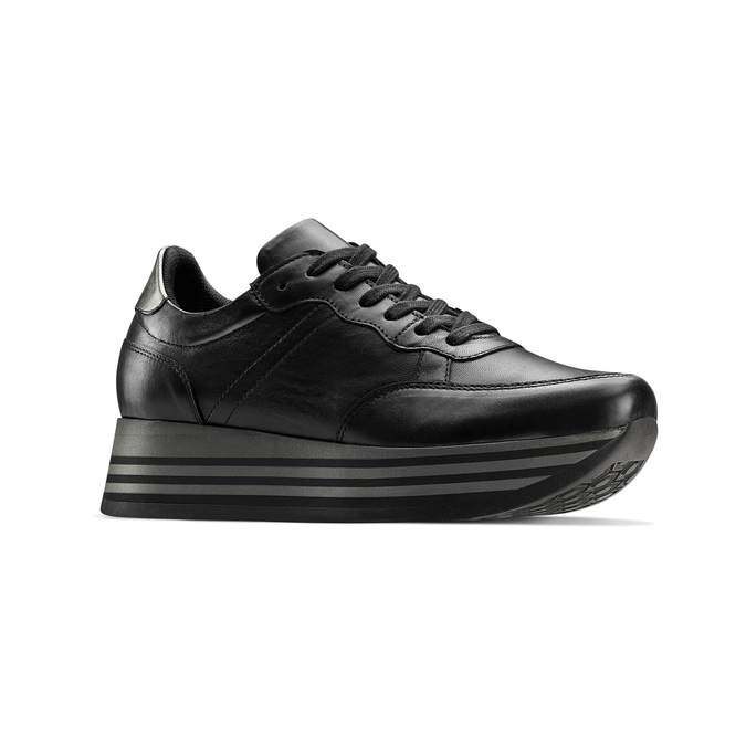 Women's shoes bata, Noir, 644-6103 - 13
