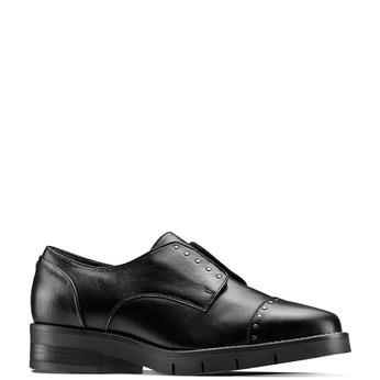 Women's shoes flexible, Noir, 514-6147 - 13