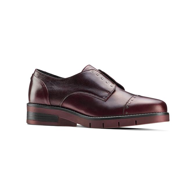 Women's shoes flexible, Rouge, 514-5147 - 13