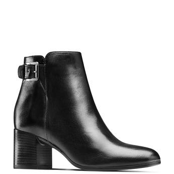 Women's shoes bata, Noir, 794-6455 - 13