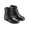 Women's shoes bata, Noir, 594-6622 - 16