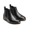 Men's shoes flexible, Noir, 894-6234 - 16