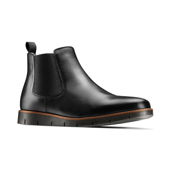 Men's shoes flexible, Noir, 894-6234 - 13