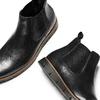 Men's shoes flexible, Noir, 894-6234 - 26