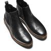Men's shoes flexible, Noir, 894-6234 - 17