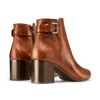 Women's shoes bata, Brun, 794-4455 - 26