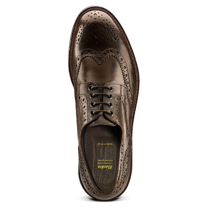 Women's shoes bata, Brun, 824-4336 - 17