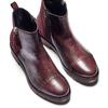 Women's shoes flexible, Rouge, 593-5195 - 17