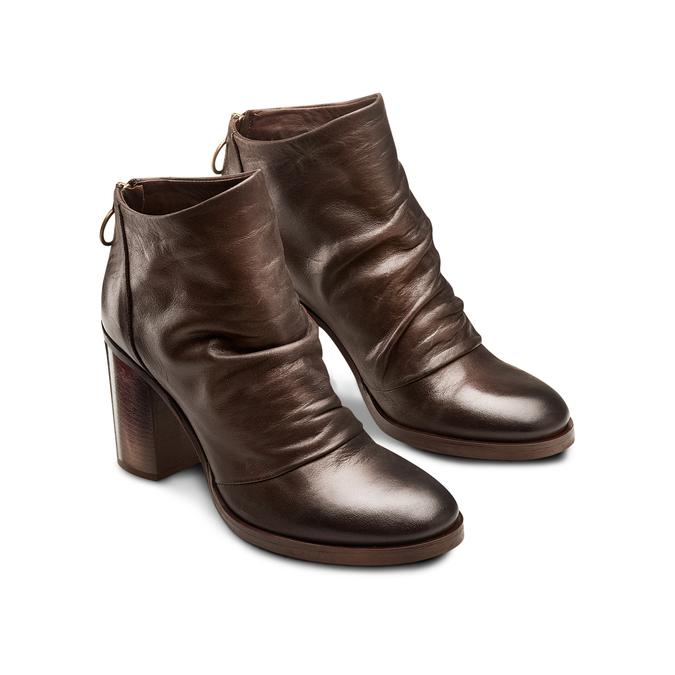Women's Shoes bata, Brun, 794-4369 - 16