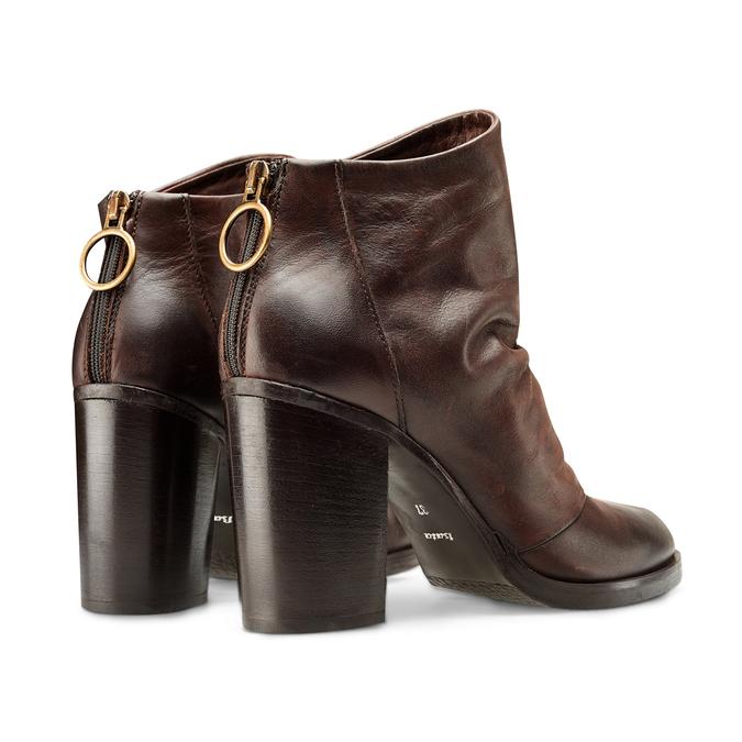 Women's Shoes bata, Brun, 794-4369 - 26