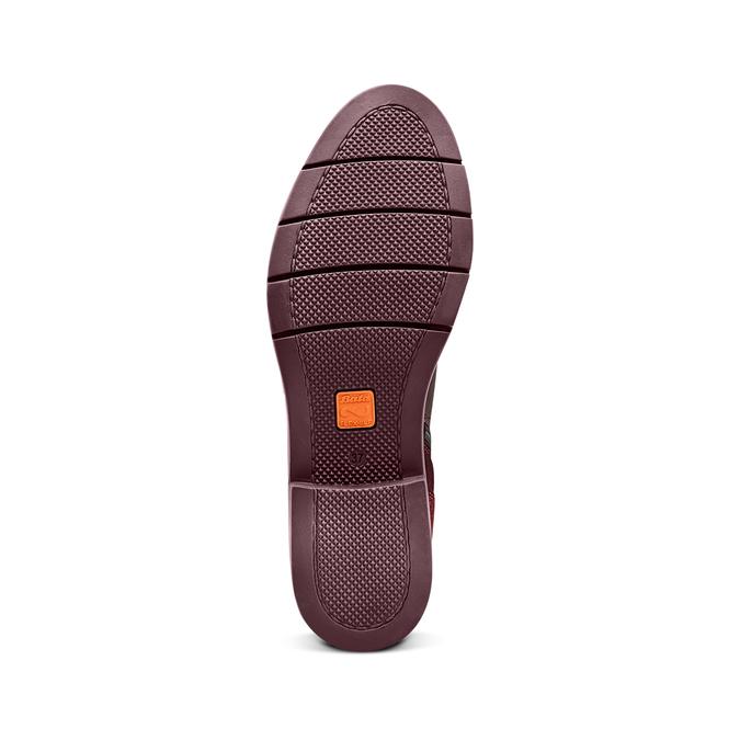 Women's shoes flexible, Rouge, 593-5195 - 19