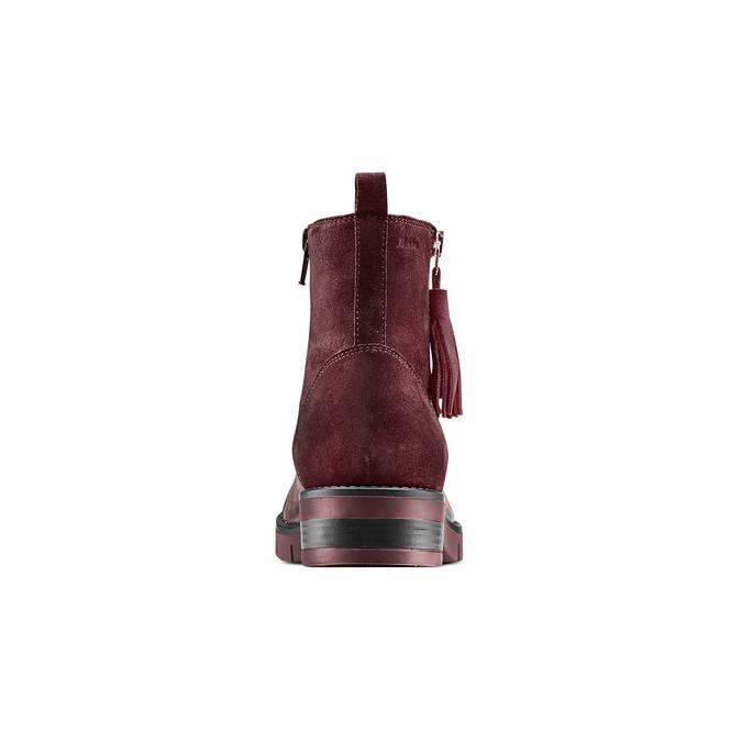 Women's shoes flexible, Rouge, 593-5195 - 15