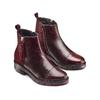 Women's shoes flexible, Rouge, 593-5195 - 16