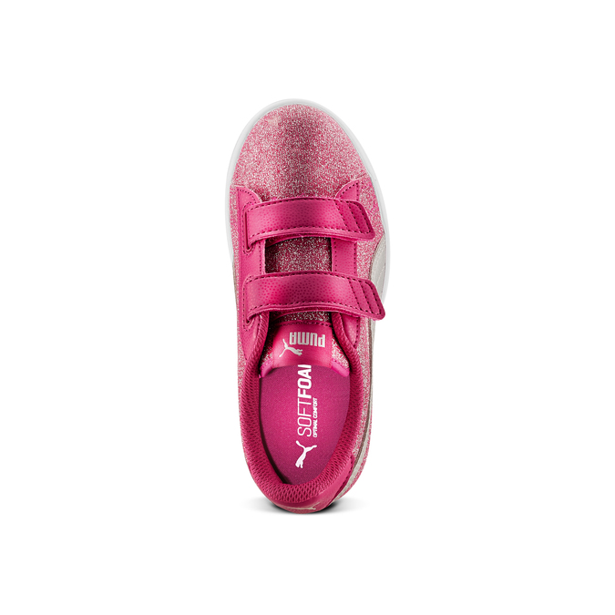 CHILDRENS SHOES puma, Rouge, 301-5224 - 17