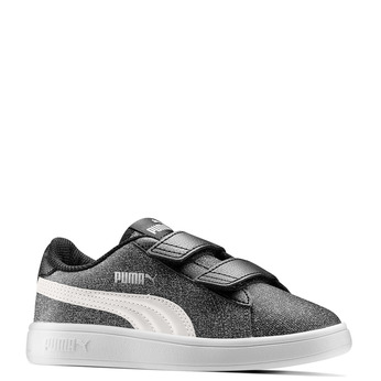 CHILDRENS SHOES puma, Noir, 301-6224 - 13