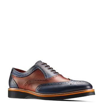 Men's shoes bata-the-shoemaker, Bleu, 824-9364 - 13