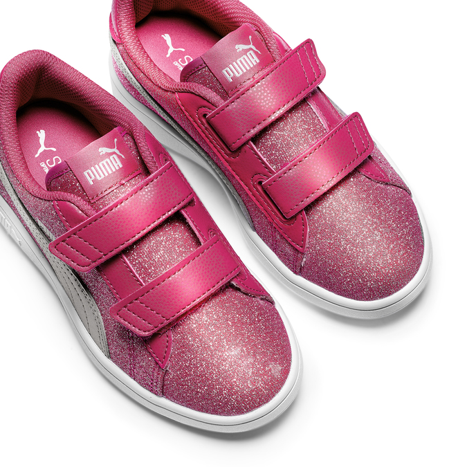 CHILDRENS SHOES puma, Rouge, 301-5224 - 26