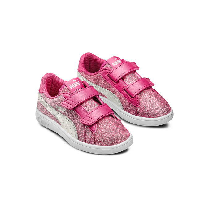 CHILDRENS SHOES puma, Rouge, 301-5224 - 16