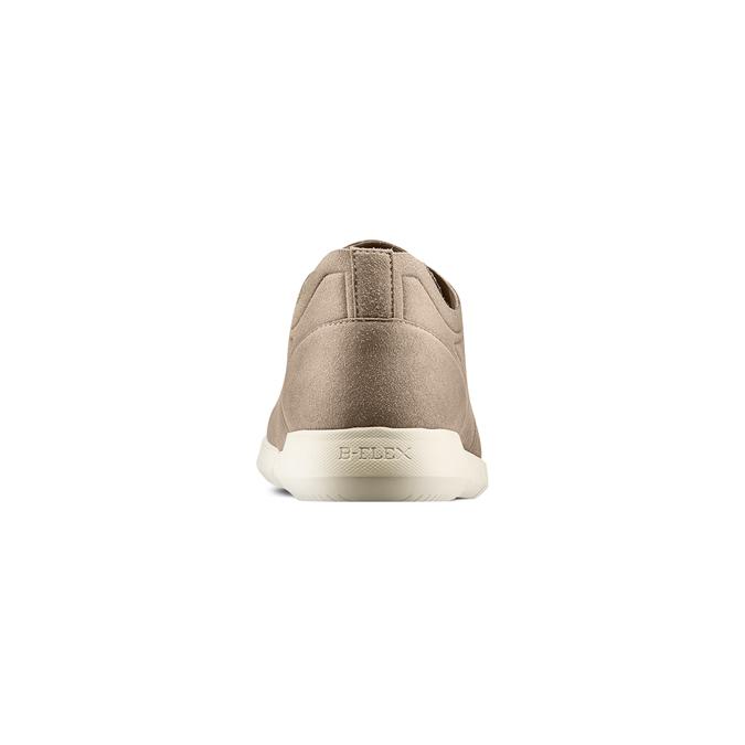 Men's shoes bata-b-flex, Jaune, 849-8568 - 15