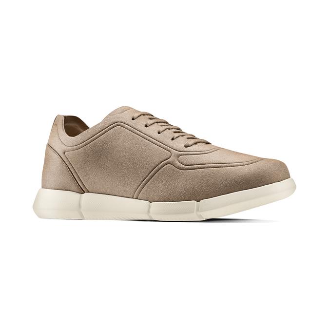 Men's shoes bata-b-flex, Jaune, 849-8568 - 13