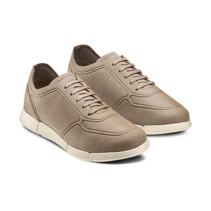 Men's shoes bata-b-flex, Jaune, 849-8568 - 16