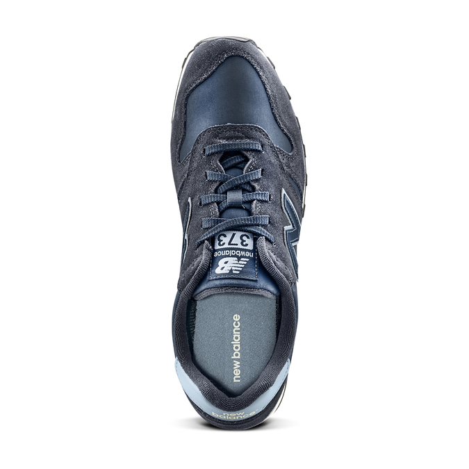 Men's shoes new-balance, Bleu, 803-9241 - 17