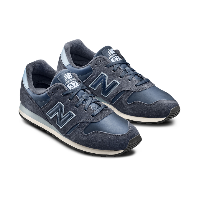 Men's shoes new-balance, Bleu, 803-9241 - 16