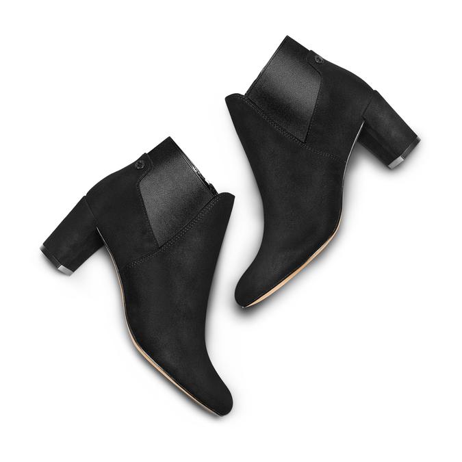 Women's shoes insolia, Noir, 799-6323 - 26